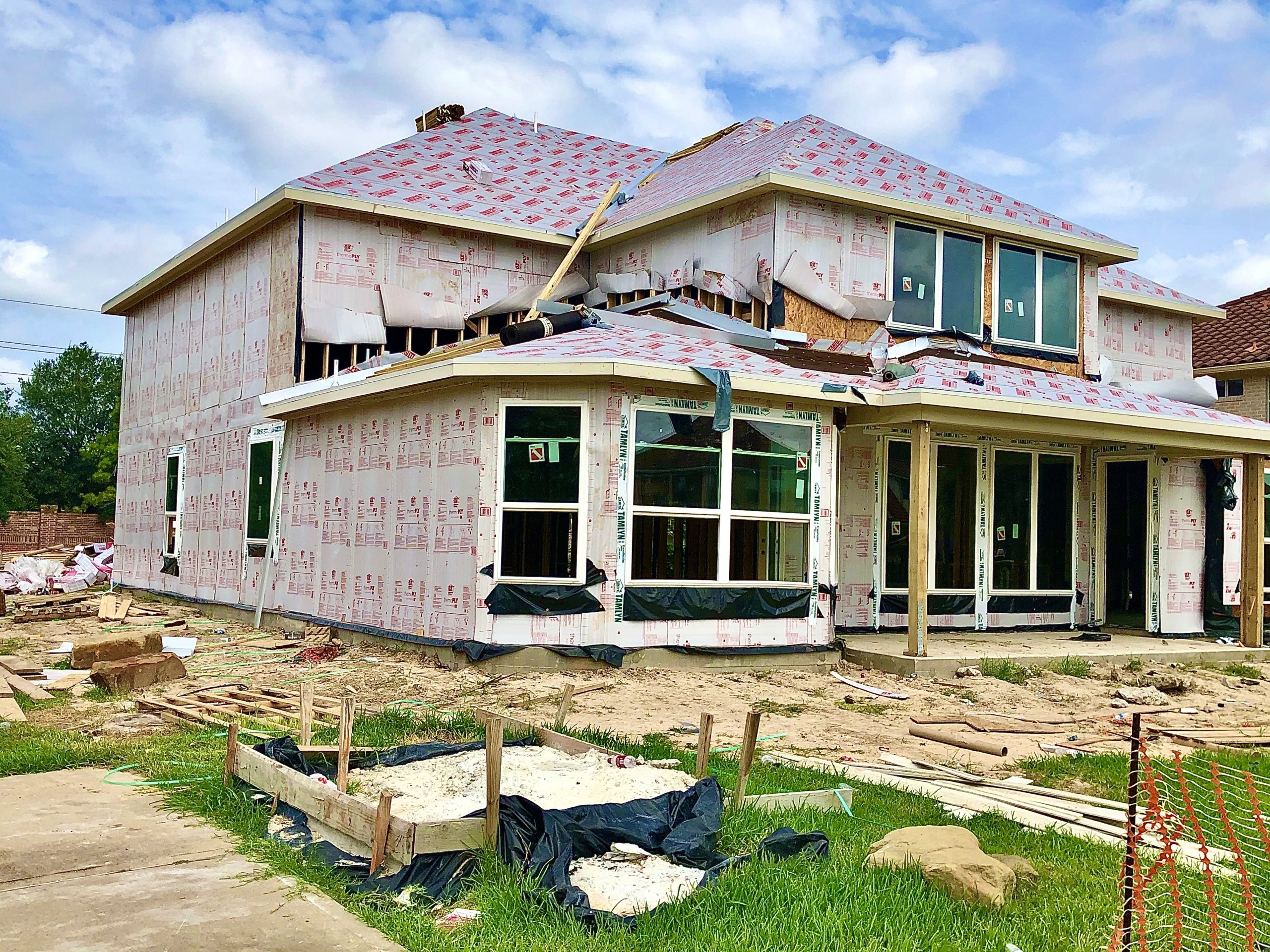 Learn about common problems within the construction process.
